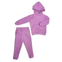 Спортивный костюм 0313/16 фиолетовый, без начеса
