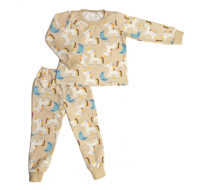 Пижама 615/3 единороги