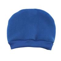 Шапочка флис 828/8 синяя