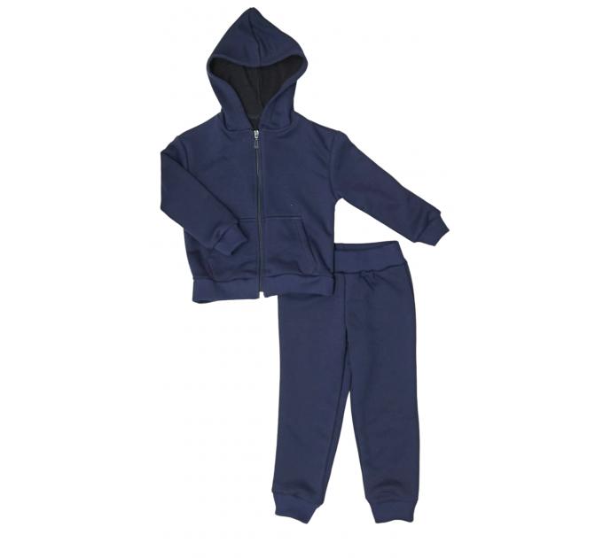 Спортивный костюм (0210/1) т. синий