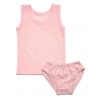 Гарнитур для девочки (055/10) розовый