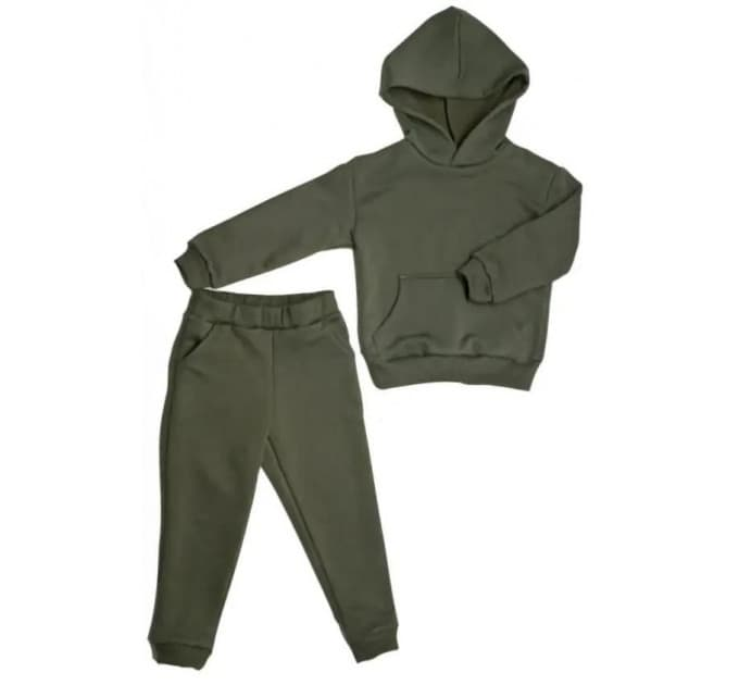 Спортивный костюм 0313/21 хаки