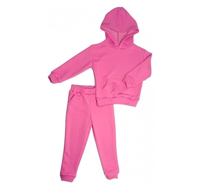 Спортивный костюм 0313/13 розовый, без начеса