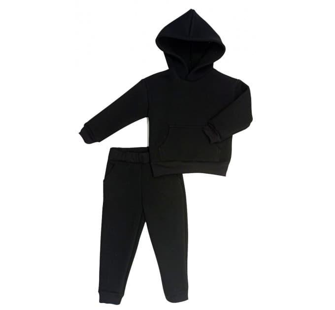 Спортивный костюм 0313/10 (черный)