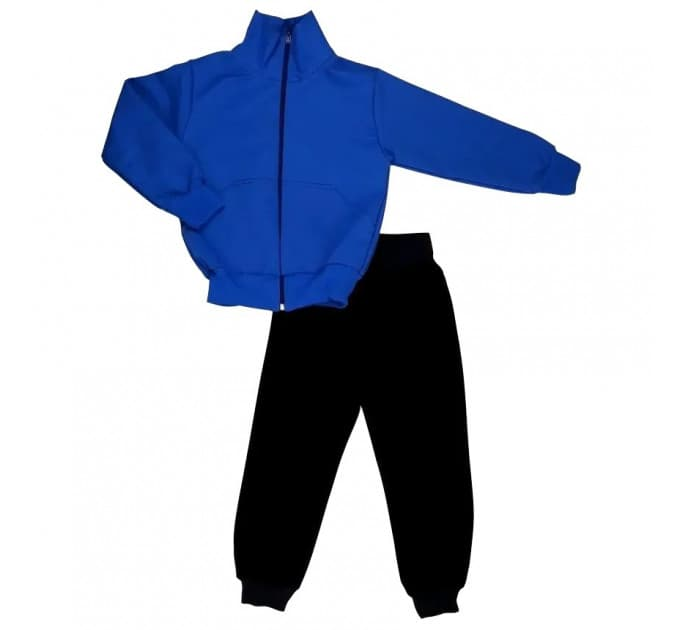Спортивный костюм 0209/2 (василек)