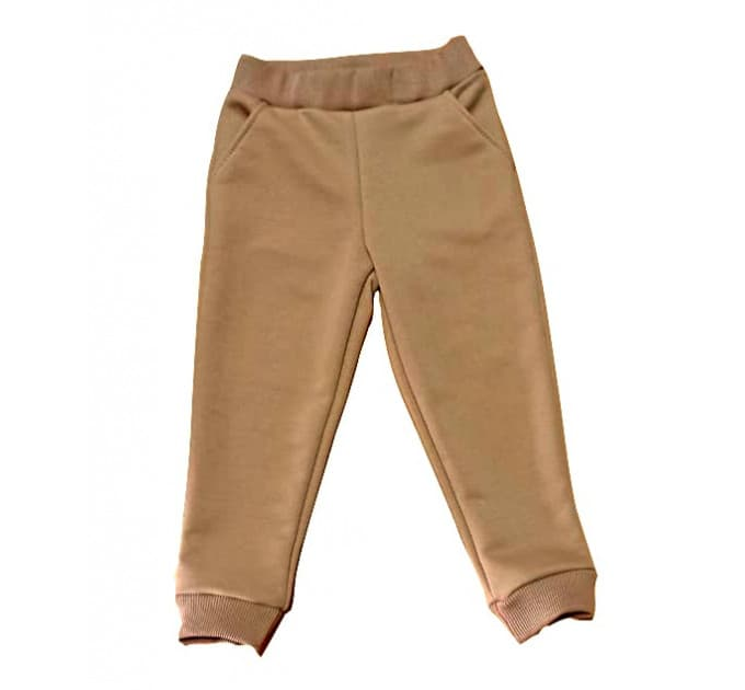 Спортивные штаны 396 (коричневые)