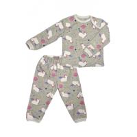Пижама 602/37 спящие единорожки