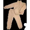 Спортивный костюм 0212/3 (коричневый, к/ш)