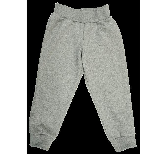 Спортивные штаны 381/6 (меланж, петля)