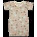 Платье 7110/8 (бежевое, звезды)