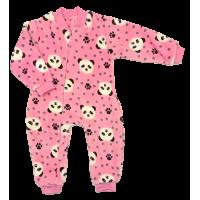 Комбинезон 5115/63 (панды на розовом Б/Н)
