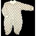 Комбинезон 5127/8 (звезды коричневые)
