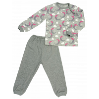 Пижама 602/26 (луна на меланже)