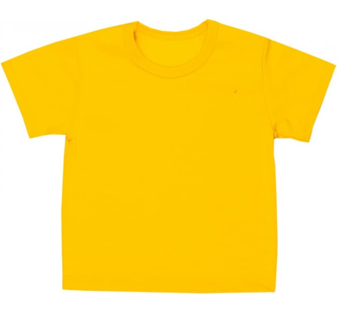 Футболка 411/15 (жёлтая)